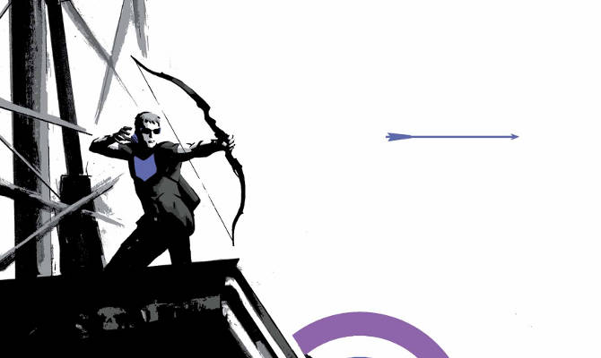 Hawkeye par Matt Fraction David Aja et Javier Pulido